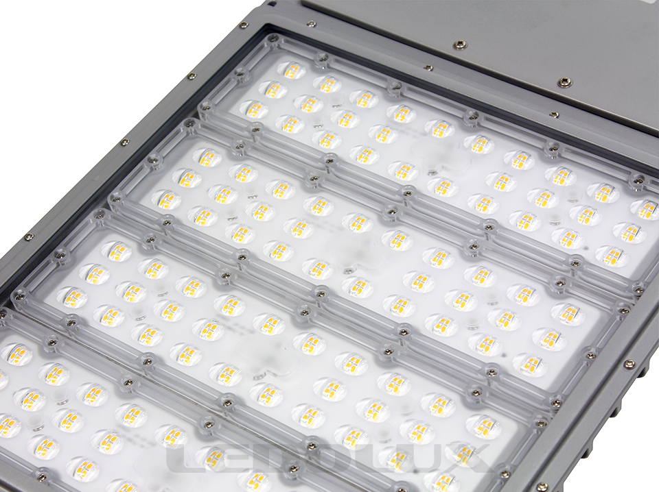 LED lamp AREA LED lenses