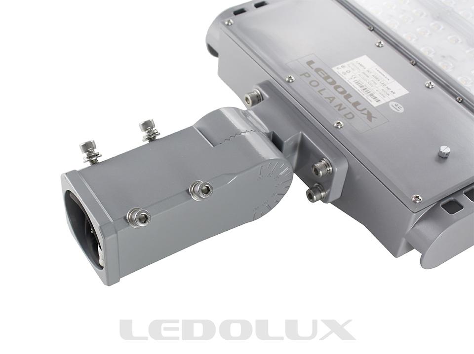 LED luminaire AREA LED - bracket