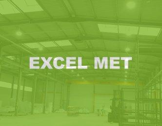 Oświetlenie przemysłowe dla Excel Met