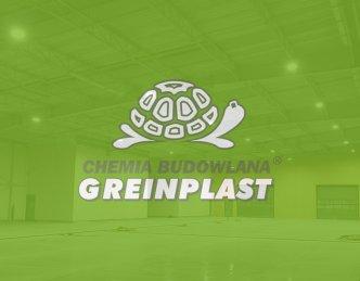 Oświetlenie hali przemysłowej firmy Greinplast