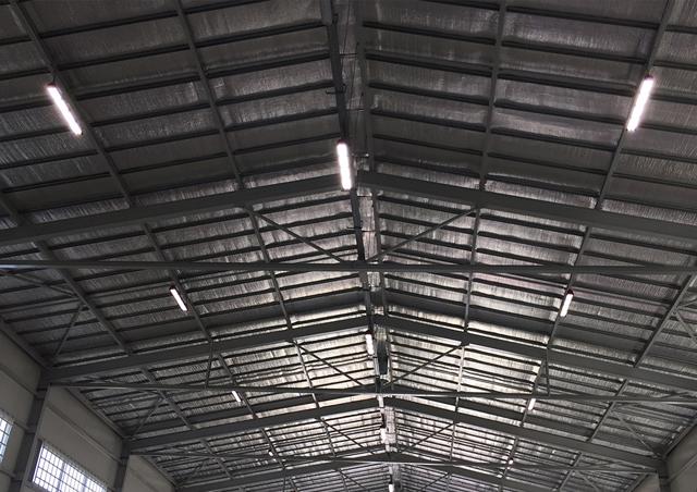 Lampy przemysłowe LED