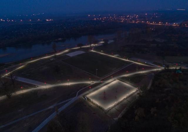 Lampy uliczne LED dla Stalowa Wola Błonie nad Sanem
