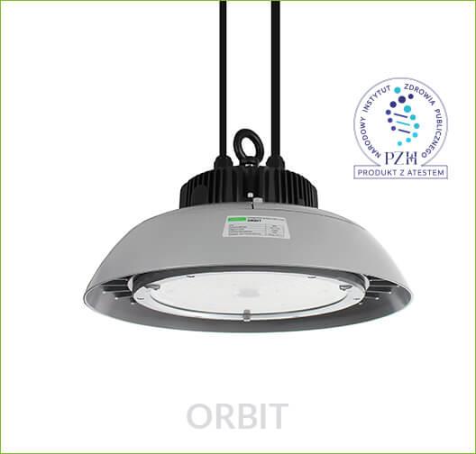 Lampa Orbit Ledolux