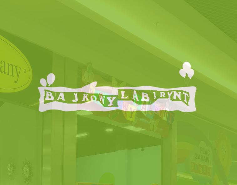 Realizacja dla Bajkowy Labirynt Ledolux